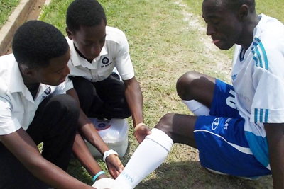 Restarting First Aid in Schools: St John International Christmas Appeal