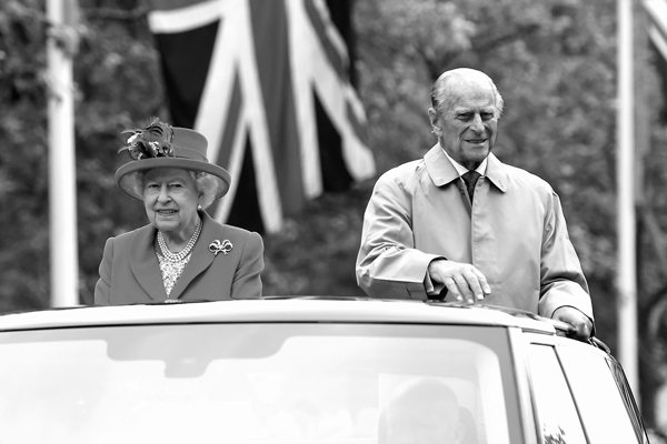 Vale HRH The Duke of Edinburgh: Letter to all St John People