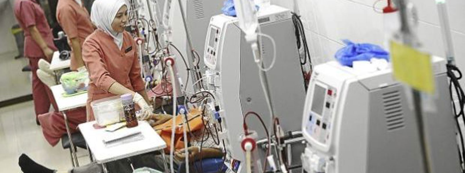 Haemodialysis services to be expanded across rural communities in Malaysia