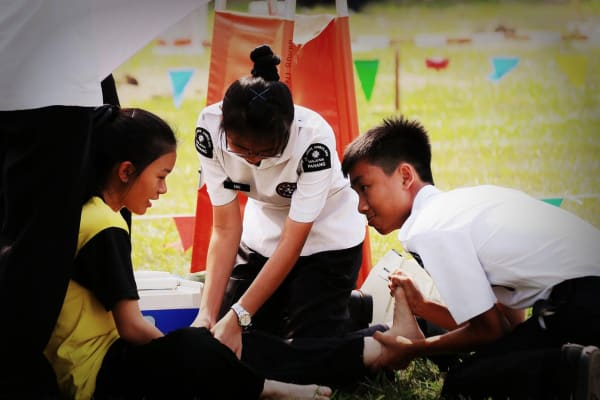 First Aid and First Aid Training